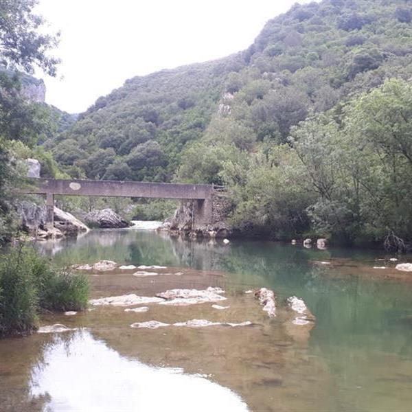 Foz de Arbaiun (acceso Usún)