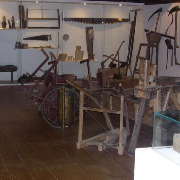 Ecomuseo de Molino de Zubieta